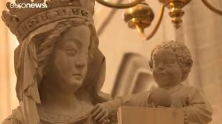 Собор Парижской Богоматери готовят к реконструкции