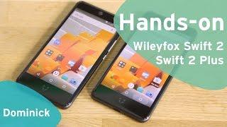 Wileyfox Swift 2 en Swift 2 Plus hands-on (Dutch)