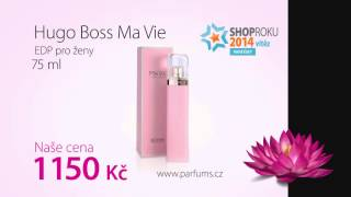 Hugo Boss Boss Ma Vie parfemovaná voda pro ženy - parfums.cz