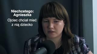 Molestowana przez ojca - Agnieszka