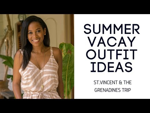 SUMMER VACAY OUTFIT IDEAS | SVG TRIP