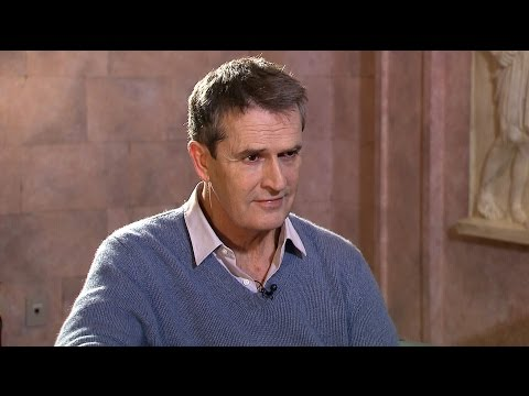 Oneonone with legendary actor Rupert Everett