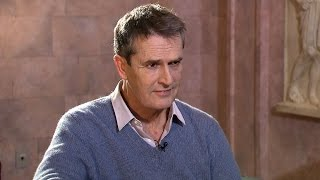 One-on-one with legendary actor Rupert Everett