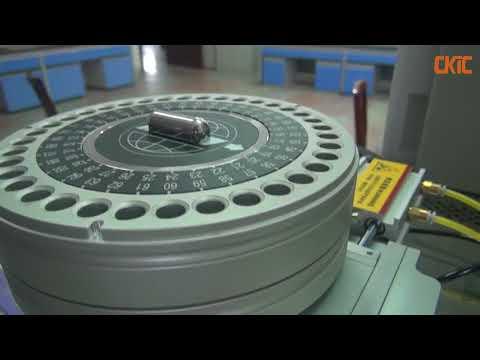 Elemental Analyzer - Put The Sample Into 5E-CHN2200