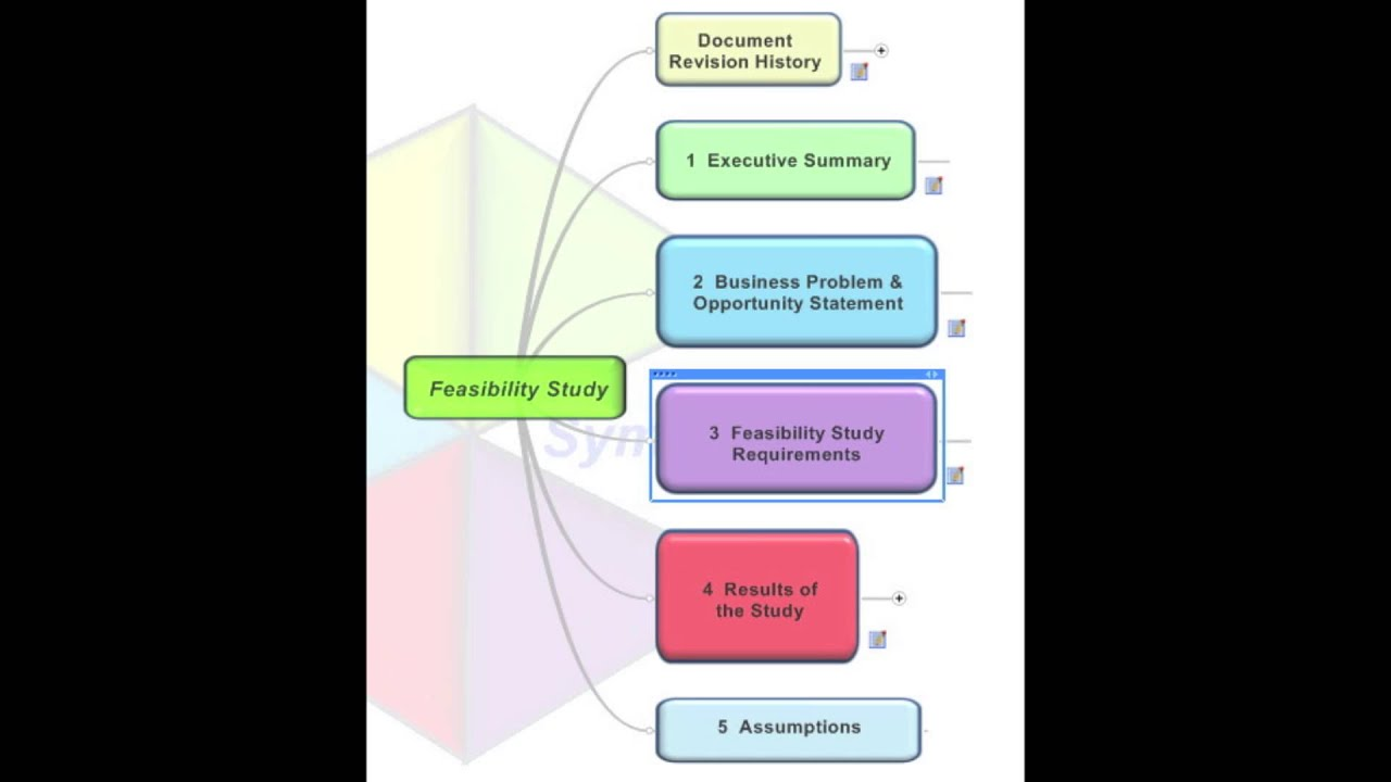 feasibility study for your business plan
