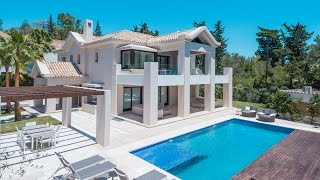 New Modern Villa in Marbella Golden Mile, Spain | 7.900.000 €