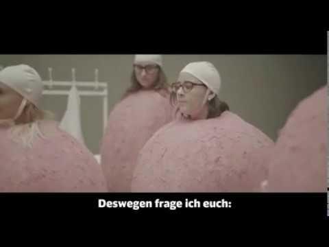 """Deutsche Bahn : Der """"Sperma"""" / """"Eizellen"""" Werbespot 2018"""