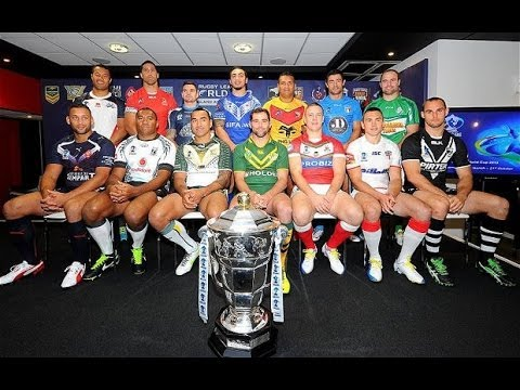 Rugby League World Cup 2013 Tournament Highlights