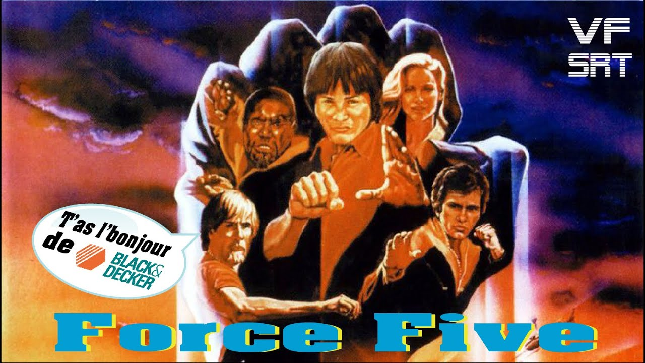 Download Force Five (Truefrench) HD Version
