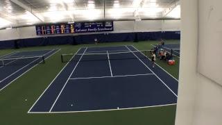 Women's Tennis vs Lipscomb (Singles Court 1)