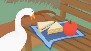 Untitled Goose Game by House House - Pre-Alpha Gameplay ...