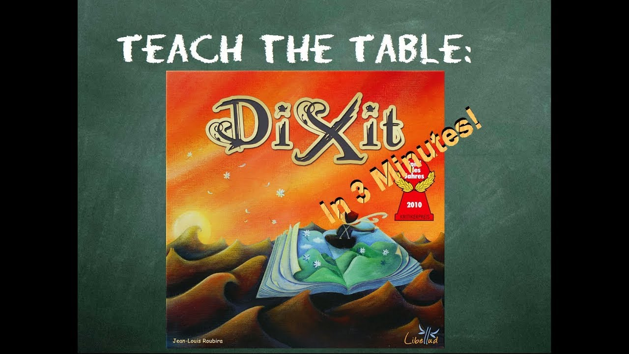 Download How to play Dixit in 3 minutes