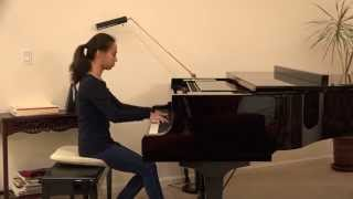 Amanda Mac: Chopin Nocturne Op. 62 No. 1 in B Major