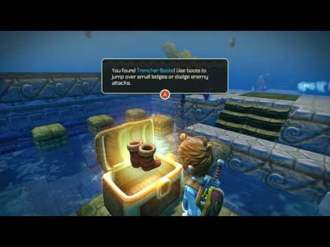Oceanhorn: Frost Palace