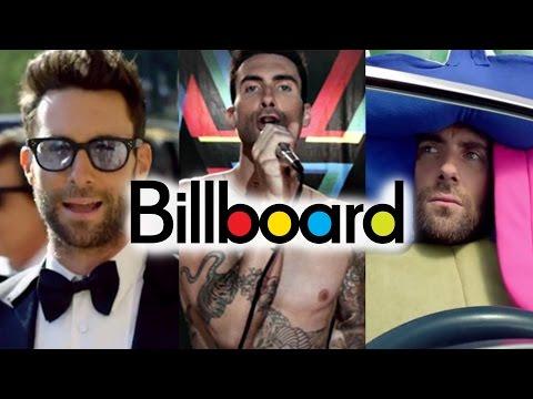 Maroon 5  - Billboard Chart History