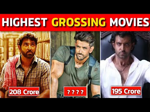 Download Top 10 Movies of Hrithik Roshan | Highest Grossing movies - Updated List 2020