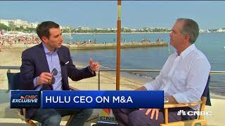 Hulu CEO Randy Freer On The Disney And Comcast Battle For Fox | CNBC