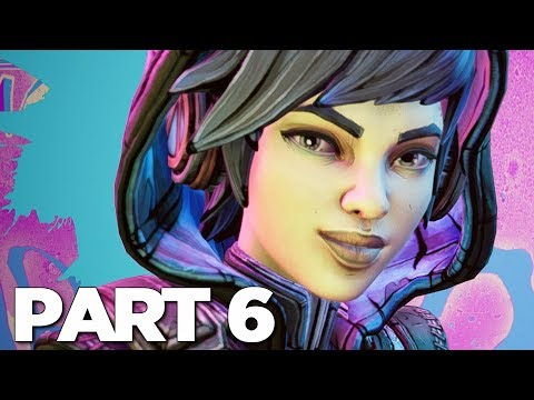 BORDERLANDS 3 Walkthrough Gameplay Part 6 - AVA (FULL GAME)