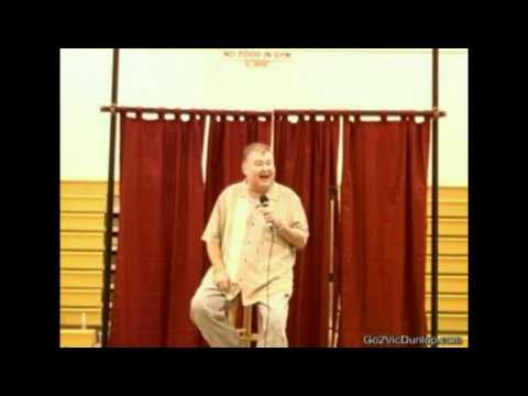 Vic Dunlop - College Comedy Standup