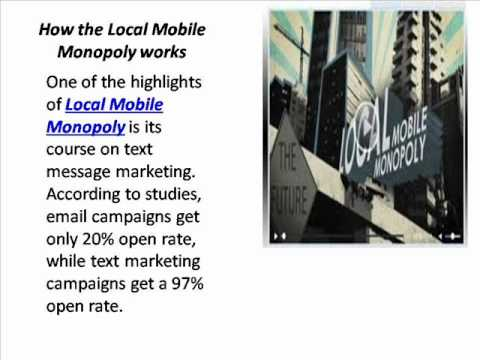 Local Mobile Monopoly Review - Business Review Center