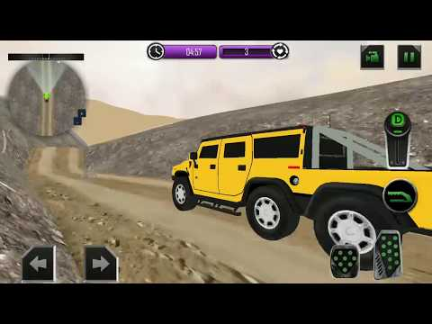 8x8 Spin Tires Offroad Mud-Runner Truck Games 2018