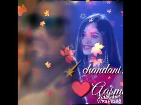 Chand ki chandni asma ki pari  my editing video