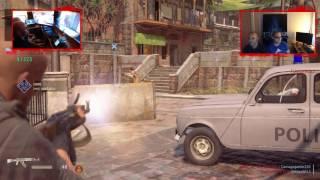 NoThx stream ~ Uncharted 4 Multiplayer #1