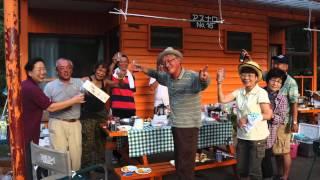 三九会キャンプ in 菅沼2014