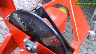 Repeat youtube video Holzhäcksler Holzhacker Holzschredder WS5 mit Zapfwellenantrieb