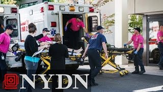 Police Radio Audio from Umpqua Community College Shooting