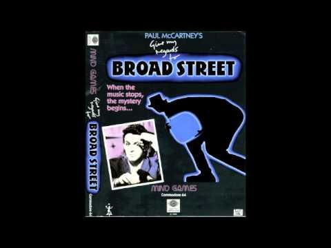 Goodnight Princess - Paul McCartney (Give My Regards To Broadstreet)