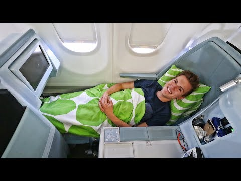 TRIP REPORT | FINNAIR BUSINESS | Airbus A330 | Helsinki to San Francisco