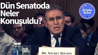 ABD Kripto Senato Oturumunda Neler Konuşuldu?