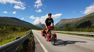 Solo Cycling in Scandinavia - Norway & Sweden Bicycle Touring Pro Documentary