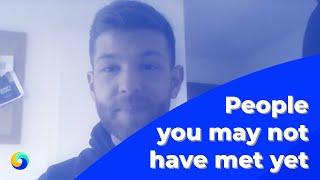People you may not have met | Filippo Bertolini, Core-Organiser