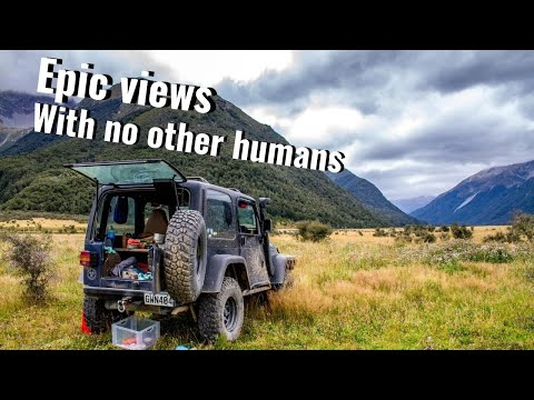 NZ 4WD Track: Rumbling around Hanmer Springs