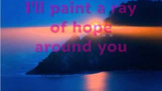 Candle on the Water (lyrics)