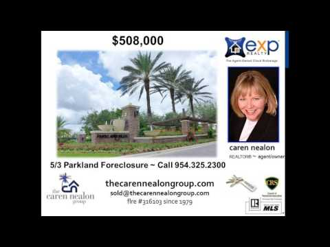 Parkland Foreclosure 5 BR 3 BA in Westglades Middle School District