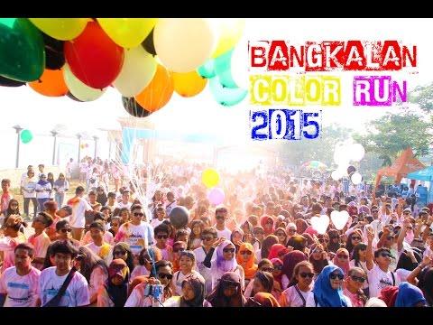 Bangkalan Color Run 2015 #PlayMe