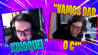 HOW BRAZILIANS REALLY PLAY FORTNITE (AUDIO HIGHLIGHTS!!) 1 #