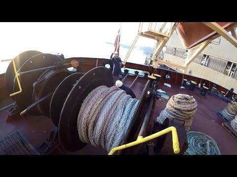 Работа на море от Global Marine Service