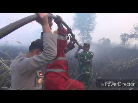 Kapolres Ogan Ilir Janjikan Hadiah Bagi yang Menangkap Pelaku Pembakaran Lahan