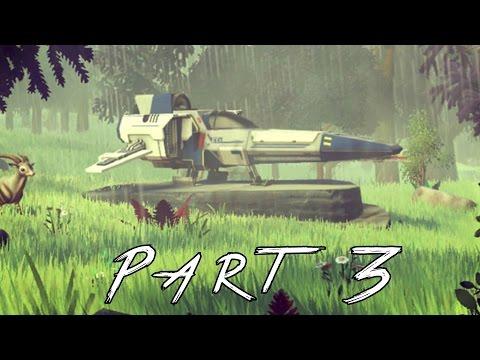 No Man's Sky Walkthrough Gameplay Part 3 - Hyperdrive (PS4)
