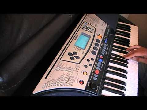 nagina been music on keyboard