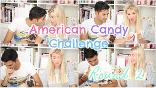 AMERICAN CANDY CHALLENGE ♡ ROUND 2