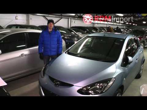 Характеристики и стоимость Mazda Demio 2010 год (цены на машины в Новосибирске)