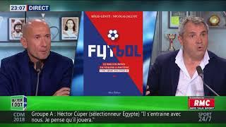 After Foot du jeudi 14/06 - Partie 4/6 - Poutine et le foot