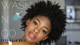 Baixar WASH N'GO ROUTINE 4A/B HAIR (Giveaway Closed) | Kaice Alea
