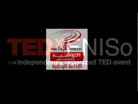 TEDxENISo on Tunisian National Radio