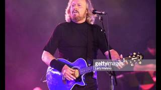 Barry Gibb - A Home Truth Song - NEW Song Live 2015